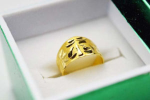Dol Ring Traditional Korean First Birthday Gift The Dol Party